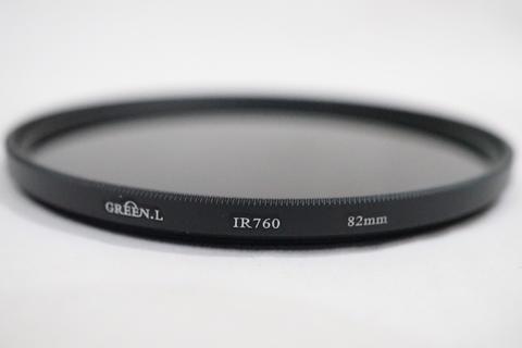Green-L 82mm 82 mm Infrared infra Red IR Filter 760nm 760