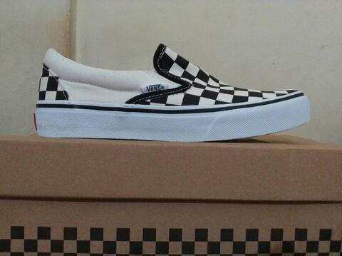vans checkerboard japmar size 6 /38