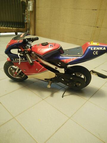 motor mini 2 tak like new