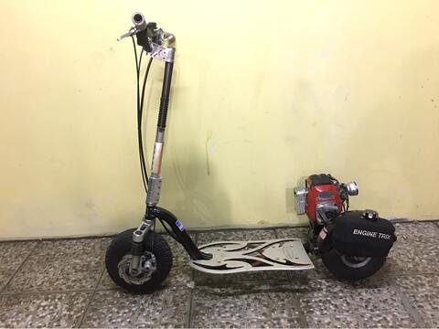 scooter bensin merek goped asli usa