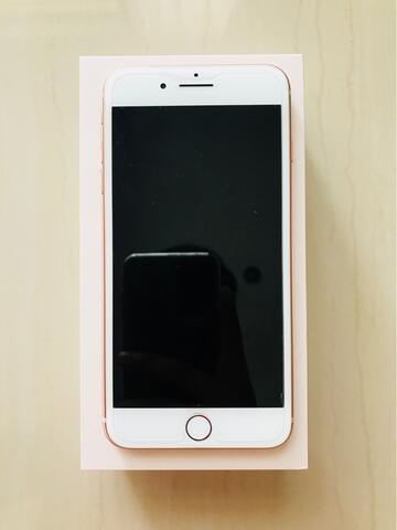 Dijual iPhone 8 Plus Gold 64Gb Fullset - USA