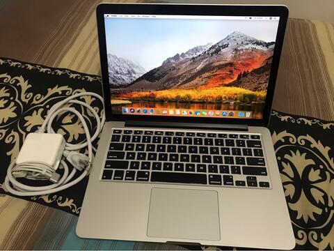 """MacBook Pro Retina 13"""" Mid 2014 MGX82 SSD 256GB"""