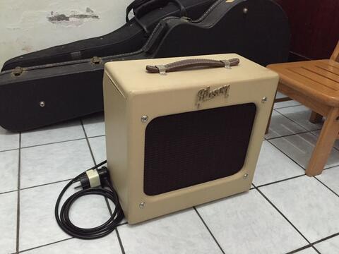 Ampli Gibson GA-5 USA