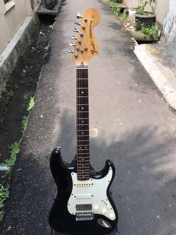 Fender japan reissue 72 /ri 72 not suhr musicman prs ibanez