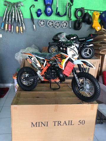 medium trail mt6 nitro 50cc SE kick starter not gasgaz nrg