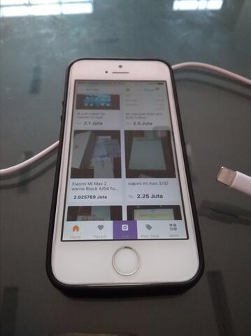 jual iphone 5S 32GB ori apple