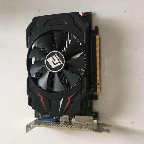 VGA Power Color Radeon R7 240 2Gb DDR5 Second Like New (99%) Lengkap
