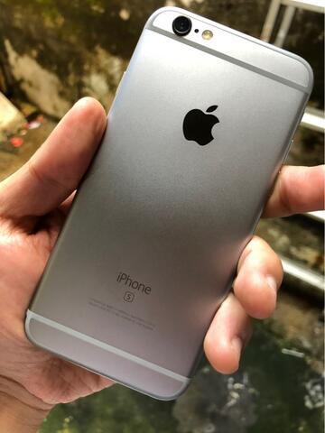 iphone 6s 64gb space grey US Fulset Istimewa