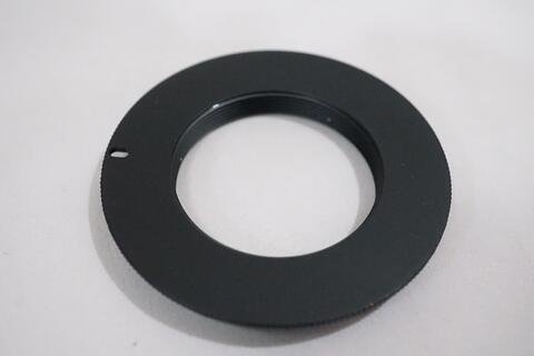 Macro Lens Adapter Lensa Leica M39 To Canon DSLR M39 - Canon / M39 - eos
