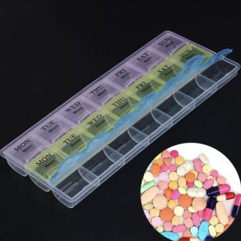 Kotak Pil Obat 3 Minggu - Pill Box - Kotak Pill