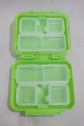 Kotak Pil Obat 8 - Small Carrying Pill Box - Kotak Pill Kecil