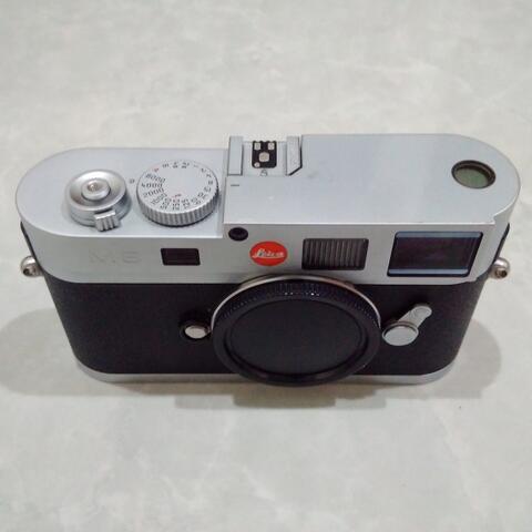 [CAKIM] WTS Leica M8 Silver mulus
