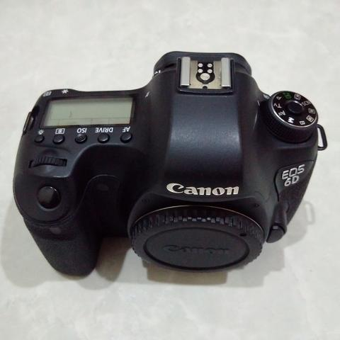 [CAKIM] WTS Canon EOS 6D Non WIFI body only mulus