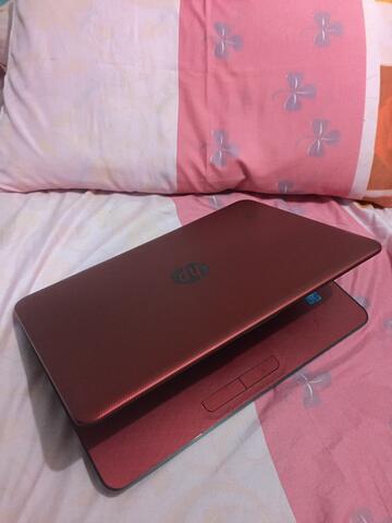 Laptop Murah Meriah HP 14-ac003tu Intel Celeron 14inch NORMAL LANCAR