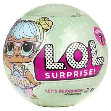 LOL Surprise LIL Sisters Series 2