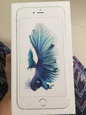 jual iphone 6s plus 64gb silver