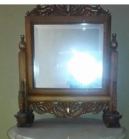 cermin kecil