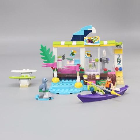 Heartlake Surf Shop - Friends - Lepin 01036