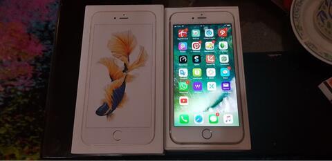 Jual iPhone 6S Plus 128Gb Gold