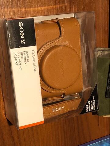 Sony RX100 original casing LCJ-RXF