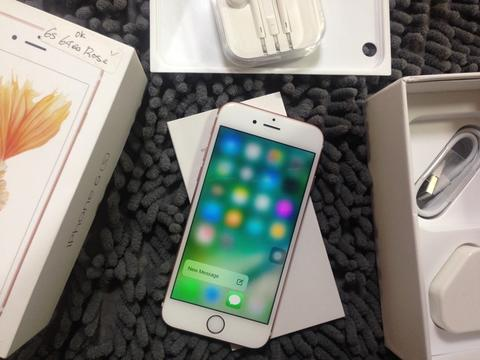 iphone 6s 64Gb Rosegold fullset fu No minus second mantap
