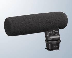 Sony mic gun zoom ECM-GZ1M like new surabaya