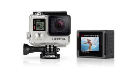 Gopro Hero 4 silver Mint condition like new Surabaya