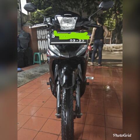 Motor Honda Revo Absolute 2017