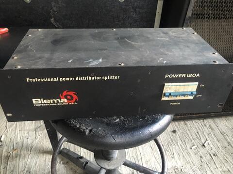 power distributor biema