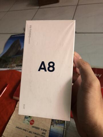 Samsung Galaxy A8 2018 SEIN murah bekasi bisa cicilan