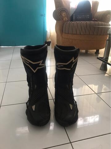 Sepatu Alpinestars S-MX Plus Size 45 Bandung