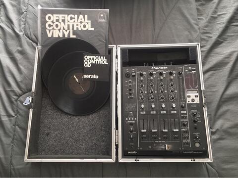 WTS PIONEER DJM 900 (Serato Edition)