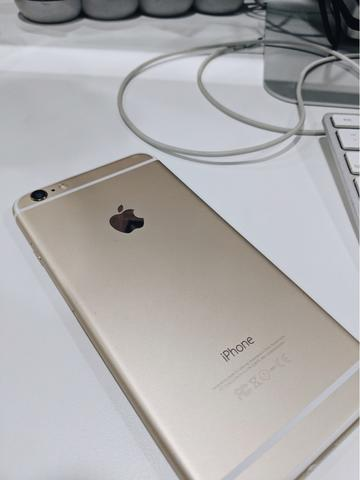 iPhone 6 Plus 128GB Original 99% Mulus
