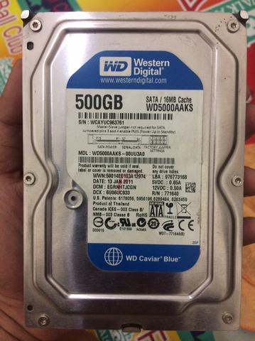 hardisk/Hard disk/HDD/WD cavier