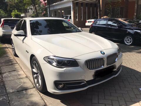 BMW F10 520d LCI 2014 - Modern Line