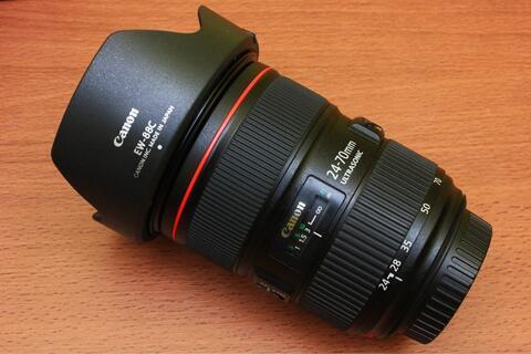 Canon EF 24-70 F2.8 L II USM Mulus Ex Ds