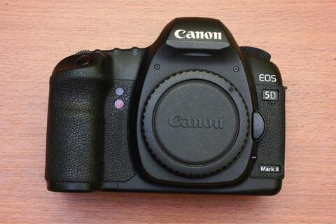 Canon 5D Mark II Fullframe Mulus Sc 25rb Fullset Ex Ds