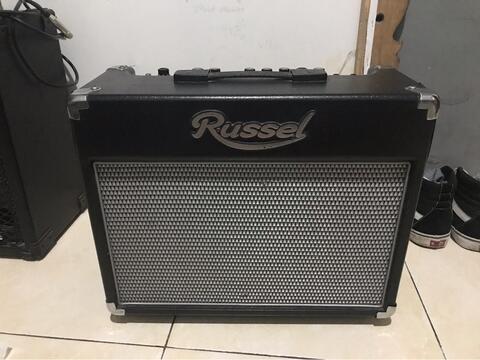 Jual Ampli Gitar Russel RG-15 Murah