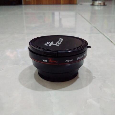 [CAKIM] WTS ProTama wide macro lens 0.45X 52mm mulus