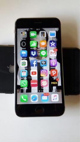 iphone 6s 128gb grey ex singapore