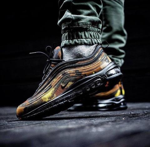 """Nike Air Max 97 Premium QS Country Camo Pack """"Italy"""""""