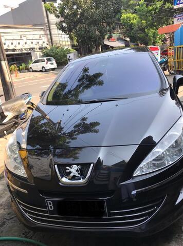 2013/2014 Peugeot 408 2.0 Pemakai
