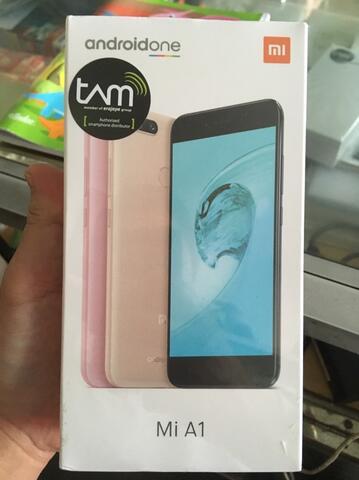Xiaomi Mi A1 4/64Gb Black BNIB TAm Malang