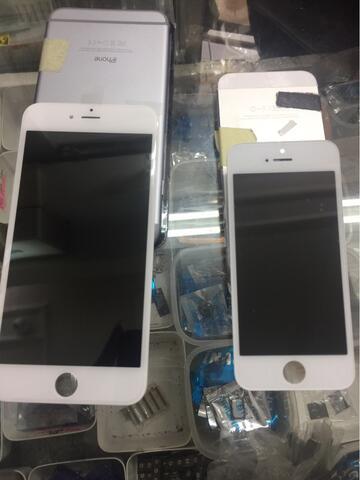 lcd iphone 6s redy stock langsung pasang
