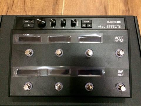 TERJUAL BRAND NEW: Line 6 Helix HX Multi Effects Processor