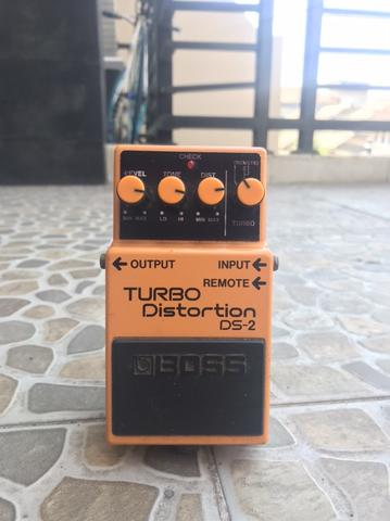 Boss DS-2 DS2 Turbo Distortion