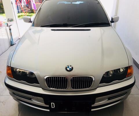 BMW 318i E46 M43 2001 Bandung