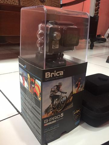 WTS! Brica B-Pro 5 Alpha Edition + Equipment.