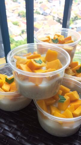 Mango Sticky Rice @DapoorMamih - Jakarta