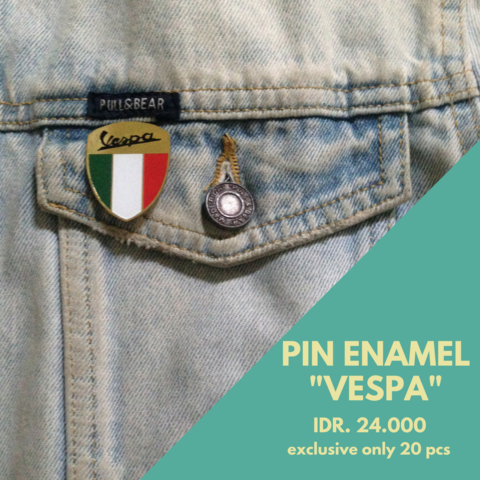 Pin Enamel exclusive